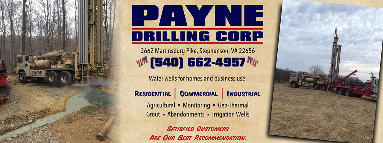 Payne Drilling Corp in Winchester Virginia
